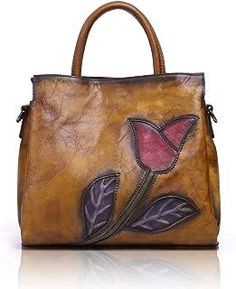 Designer Soft Leather Totes Handbags for Women, Ladies Satchels Shoulder Bags 8171