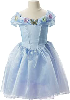Disney Cinderella Ella Blue Dress Costume