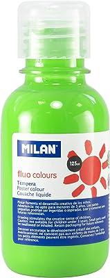 Milan 034461 - Témpera, 125 ml, color atomic green