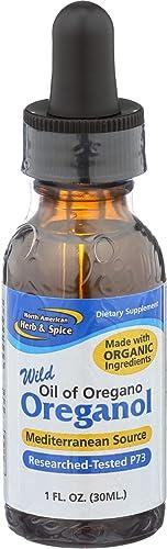 North American Herb & Spice Oreganol P73, 1 Fl Oz product image