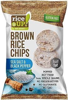 Rice up Chips Salt & Pepper, 60 gm (Pack of 1)