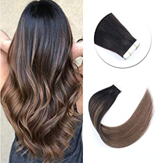 Best balayage tape in hair extensions Reviews