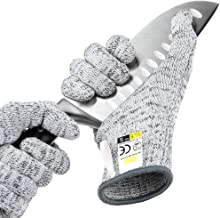 Glove Station Ultra Durable Series Cut Resistant Gloves – High Performance Level 5..