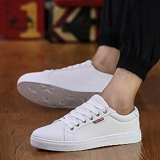 YaNanHome Chaussures Bateau Chaussures Homme Chaussures de Toile d'été de Style coréen Nouveau Style Chaussures Occasionne...