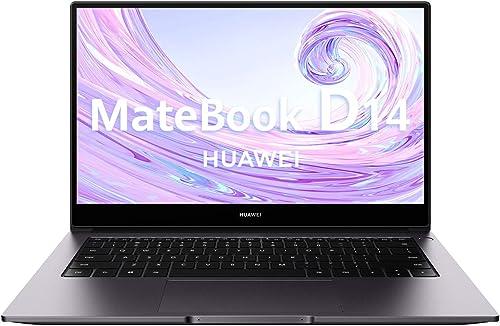 """Huawei Matebook D14 - Ordenador Portátil Ultrafino de 14"""" FullHD (Intel Core i5-10210U, 8GB de RAM, 512GB SSD, NVIDIA..."""