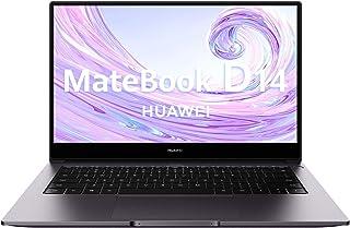 "Huawei Matebook D14 - Ordenador Portátil Ultrafino de 14"" FullHD (AMD Ryzen 5 3500U, 8GB RAM, 256GB SSD, Radeon Vega 8 Gra..."