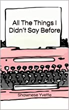 Best the things i didn't say Reviews