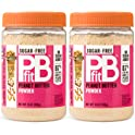 2-Pack PBfit Sugar-Free Peanut Butter Powder 13 Ounce