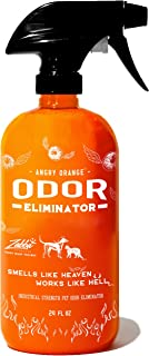 ANGRY ORANGE Ready-to-Use Citrus Pet Odor Eliminator Pet...