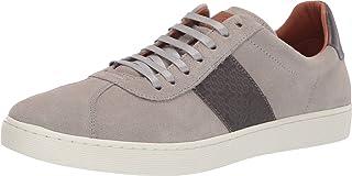 جوردون راش ريد - حذاء رياضي رجالي ممتاز منخفض حذاء كاجوال ببطانة جلد العجل جيدة التهوية ونعل مطاطي متين غير قابل للانزلاق.