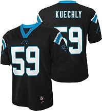 Luke Kuechly Carolina Panthers NFL Kids Black Home Mid-Tier Jersey