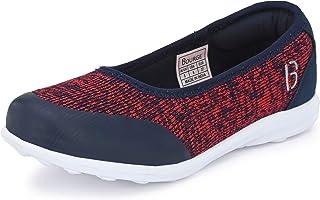 Bourge Women's Micam-z6 Walking Shoes