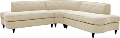 Amazon.com: Stone & Beam Andover Right-Facing Sofa-Chaise ...