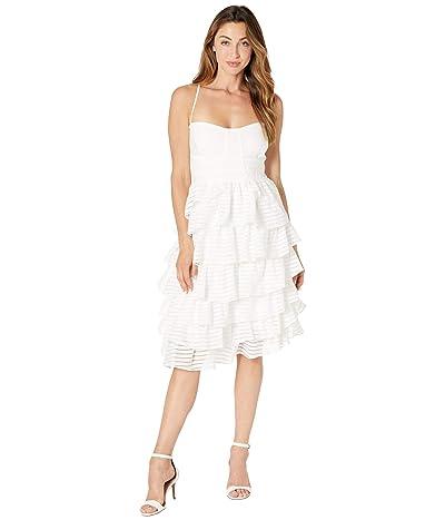 Bardot Panel Flow Dress