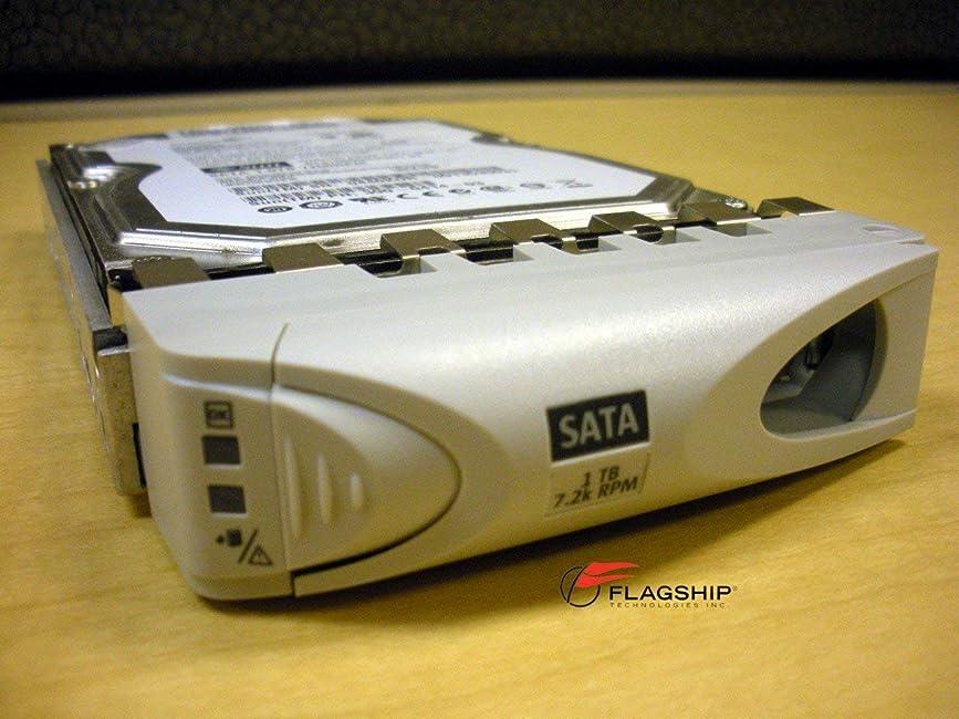 動揺させるアダルト原始的なSUN 540-7910 1TB 7200 RPM SATA ハードディスク。