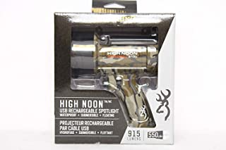 Browning Light,High Noon Rechargeable Spotlight Moobl