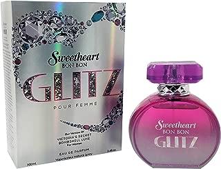 Sweetheart Bon Bon Glitz Perfume 3.4 FL. Oz. EDP For Women Spray Fragrance