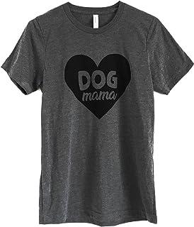The Bold Banana Unisex Dog Mom T-Shirt