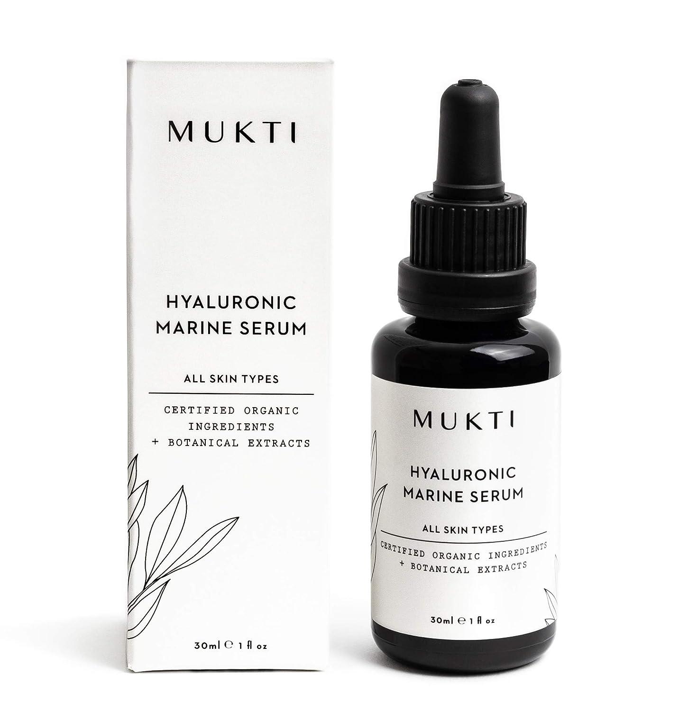 MUKTI - All items in the store Organic Hyaluronic Marine Serum Non-Toxic Clean Charlotte Mall Natu