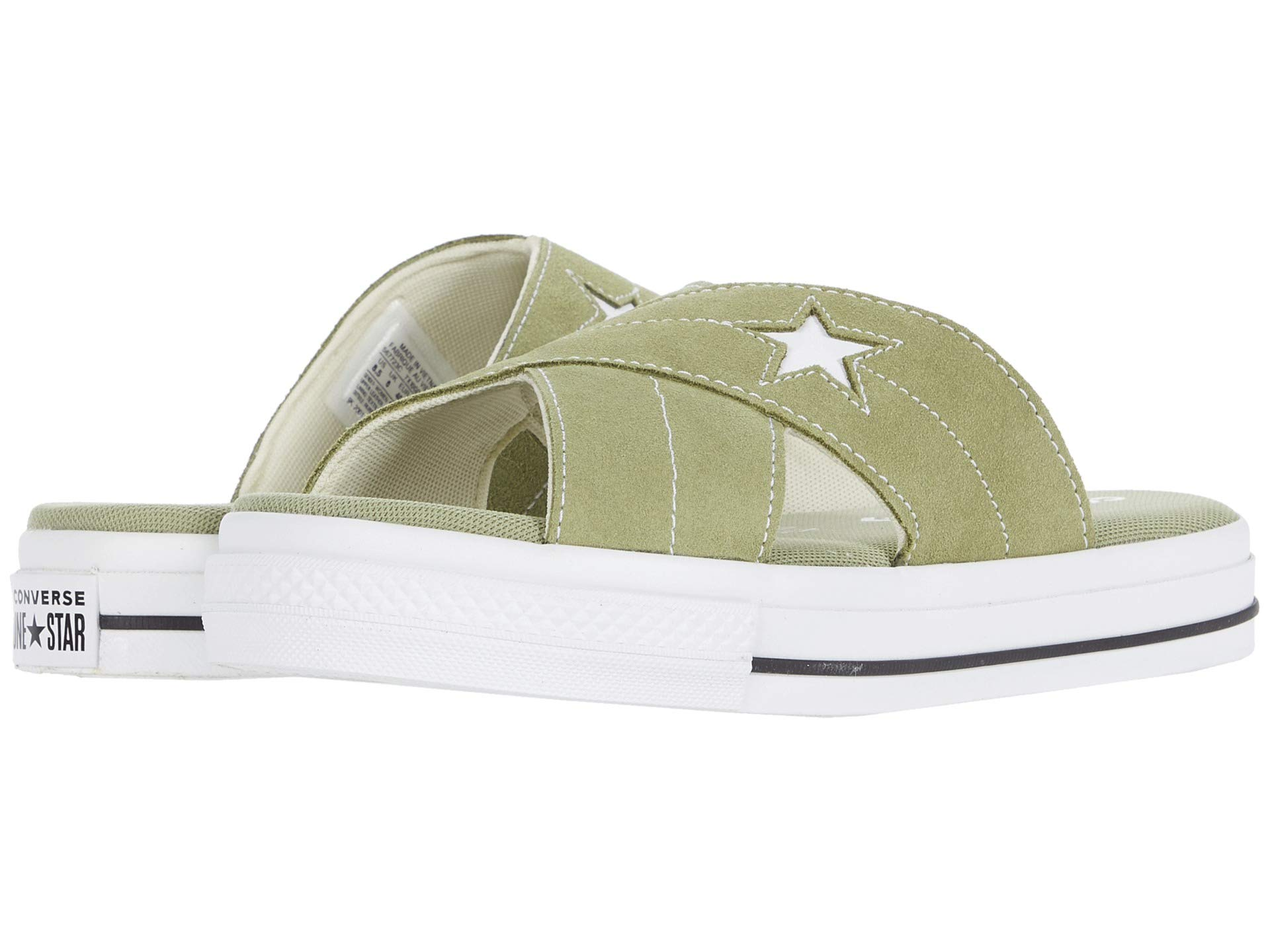 Converse One Star  Sandal -Deslizamiento