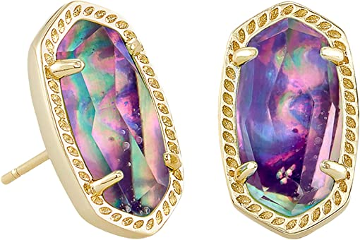 Gold Lilac Abalone