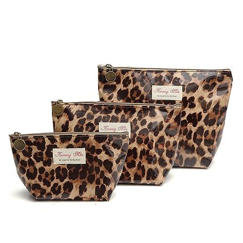 f06df29a8a36 3Pcs Waterproof Cosmetic Bag Set