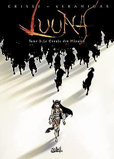 Luuna, Tome 5 : Le Cercle des miroirs