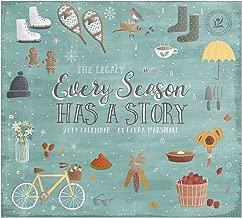 2019 Wall Calendar, Every Season Has A Story