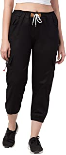 FUNDAY FASHION Women's/Ladies/Girls Regular Fit Cargos Jeans Jogger
