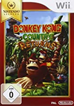 Nintendo Donkey Kong Country Returns, Wii - Juego (Wii)