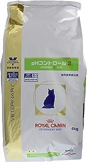 【療法食】 ロイヤルカナン キャットフード 猫用 pHコントロール「2」 4kg