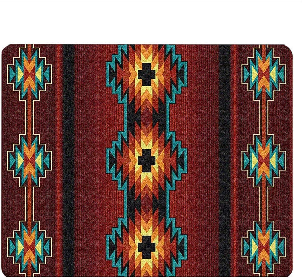 Nicokee Max 78% OFF Al sold out. Chevron Gaming Mousepad Native Chevro Southwest American