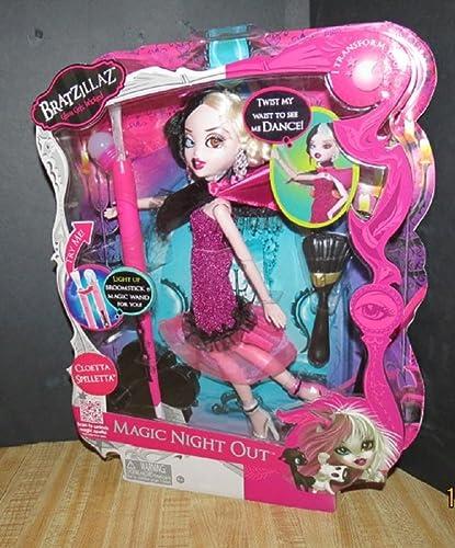 Bratzillaz Magic Night Out Doll - Cloetta Spelletta by Bratzillaz