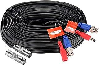 ZOSI 10m Cable de BNC Video y Alimentaci/ón DC para C/ámara de Vigilancia DVR Sistema Seguridad