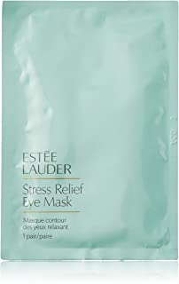 Estee Lauder Stress Relief Eye Mask by Estee Lauder for Unisex - 10 Pads Eye Mask, 10 count
