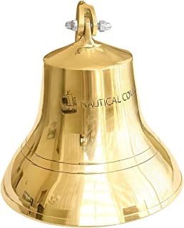 Best brass boat bell Reviews