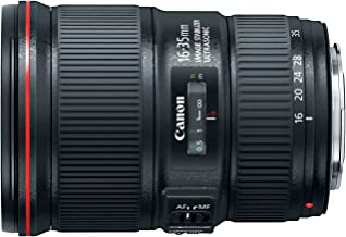 Best canon wide angle lens 16-35mm Reviews