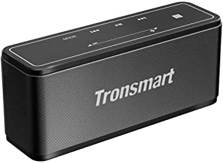 Bluetooth Speaker, Tronsmart Mega 40W Premium Stereo Wireless TWS Speaker Dual Passive Subwoofers with Touch Control for Alexa Echo iPhone iPad BlackBerry Samsung Google Pixel and More