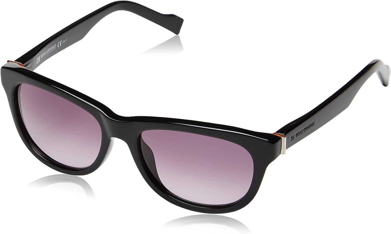 Boss orange BO118S 29AEU Black BO118S Cats Eyes Sunglasses Lens Category 3 Size