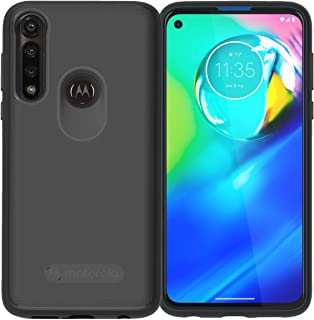 Motorola Essentials Moto G Power (2020) Protective Case- Black - Precision fit Shock Absorbing Cases for Enhanced Phone Gr...