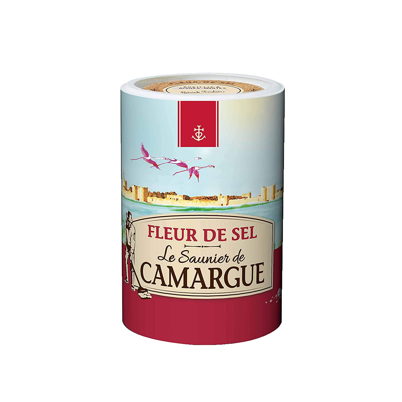 Le Saunier Max 73% OFF unisex De Camargue Fleur Sel 35.2 Salt Sea Round O Box