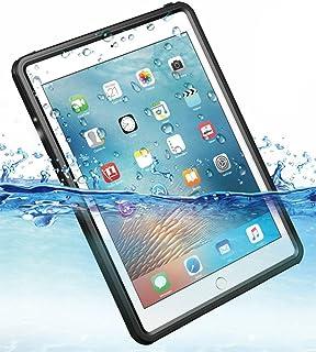 iPad 9.7インチ 2017 2018 完全 防水ケース 耐震 防雪 防塵 耐衝撃 カバー 全面保護 IP68防水規格 アイパッドケース アイパッドカバー 防水カバー 耐衝撃カバー 薄型 第5世代 第6世代 iPad5 iPad6 アイパッ...