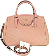 Coach Margot Patent Leather Carryall Crossbody Tote Purse - #F55451