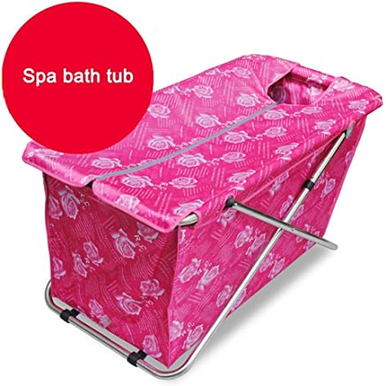 FANDBO Easy folding bathtub Without inflatable bath tub Thicker insulation