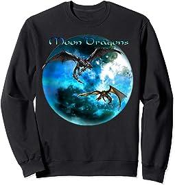 Moon Dragons Sweatshirt