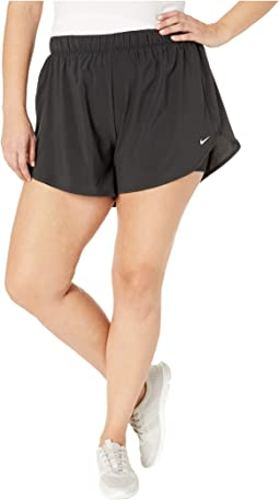 Flex 2-in-1 Woven Shorts (Sizes 1X-3X)