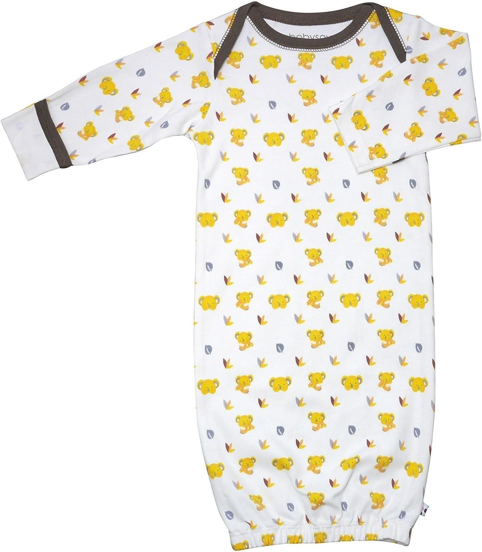Babysoy Organic Pattern Bundler (Baby) - Koala-3-6 Months