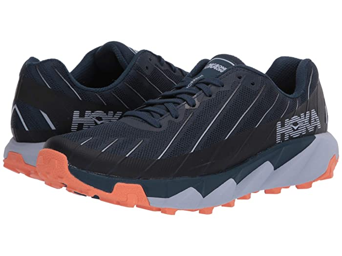 Hoka One One  Torrent (Majolica Blue/Fusion Coral) Womens Running Shoes