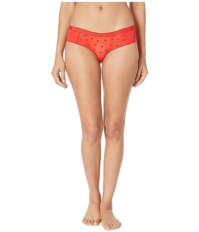 Stella McCartney Betty Twinkling Bikini (Vermillion) Women