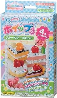 Whipple W-37 Fruit Cake Set Japanese Sample/replica Food Making Kits